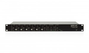 Ecler-esam-702-rack-mount-multi-zone-mixer-front