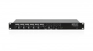 Ecler-eSAM-603-rack-mount-multi-zone-mixer-front