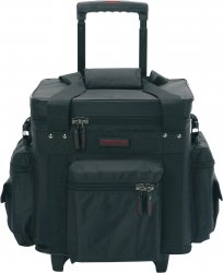LP-Bag 100 Trolley black-red main