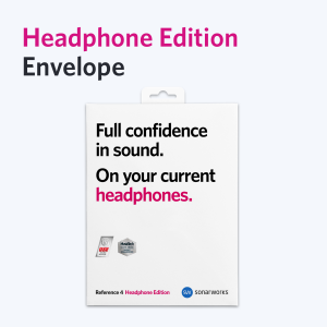 01 Headphone Edition (Boxed Version)