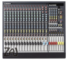 Allen&Heath GL2400 Top