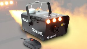Beamz s700 Led Smoke Machine